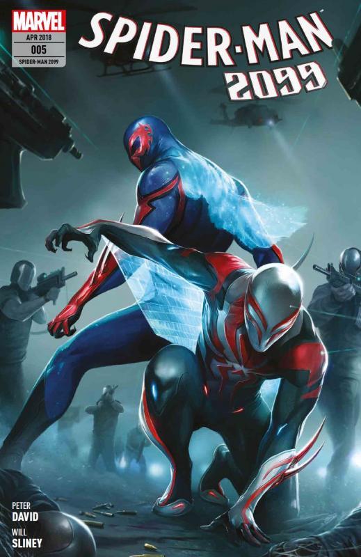 Cover-Bild Spider-Man 2099