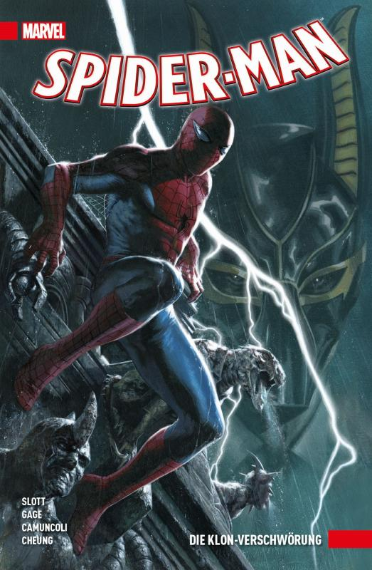 Cover-Bild Spider-Man