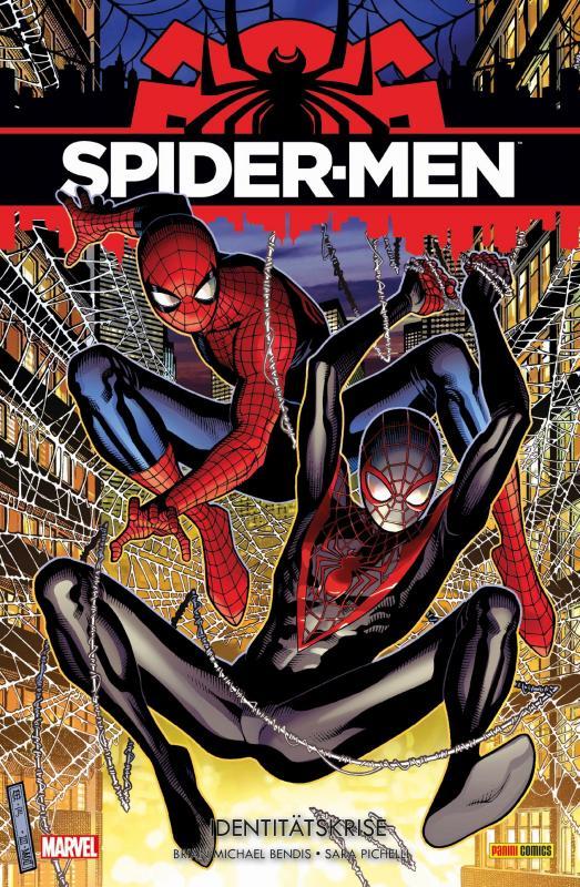Cover-Bild Spider-Men I: Identitätskrise
