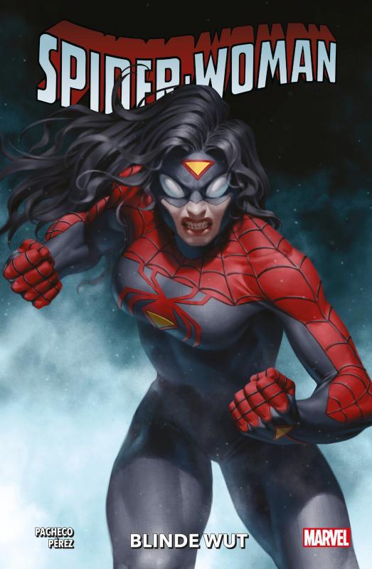 Cover-Bild Spider-Woman - Neustart
