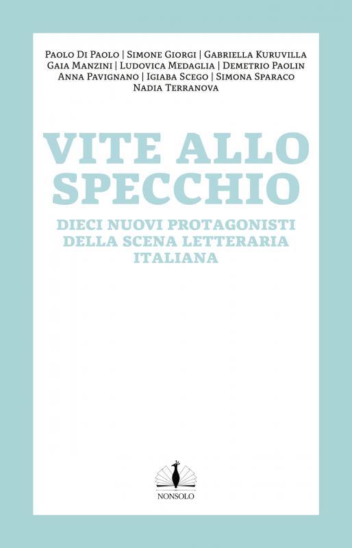 Cover-Bild Spiegelungen / Vite allo specchio