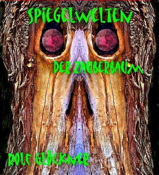 Cover-Bild Spiegelwelten Der Zauberbaum