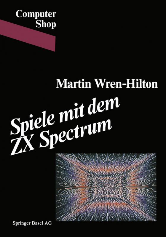 Cover-Bild Spiele mit dem ZX Spectrum