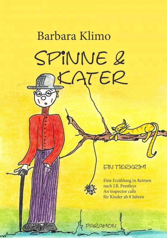 Cover-Bild Spinne und Kater