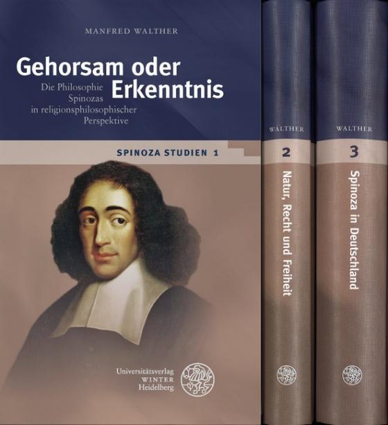 Cover-Bild Spinoza-Studien