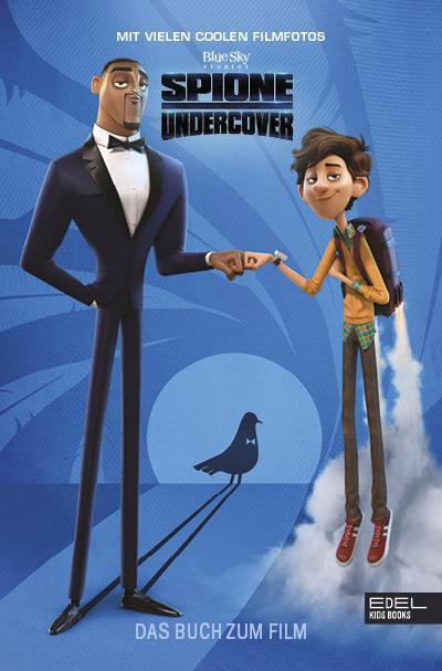 Cover-Bild Spione Undercover