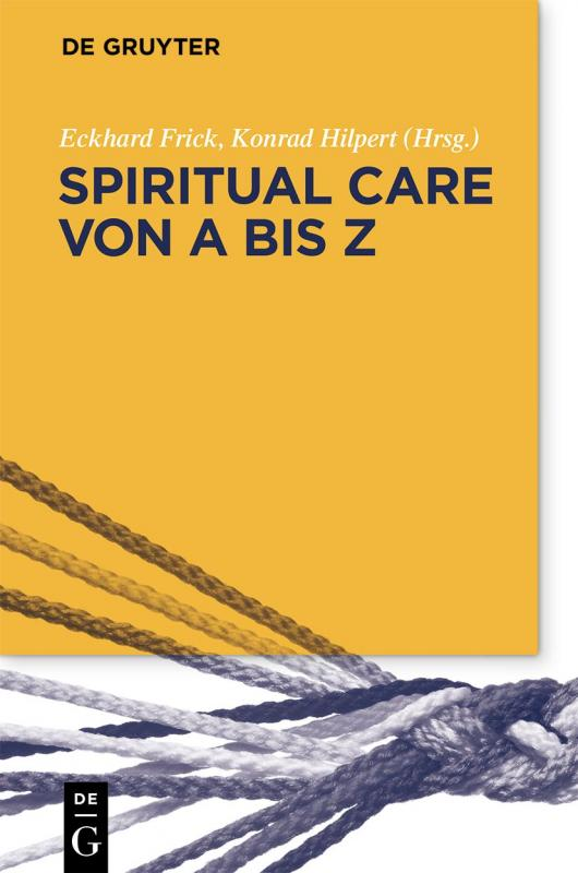 Cover-Bild Spiritual Care von A bis Z