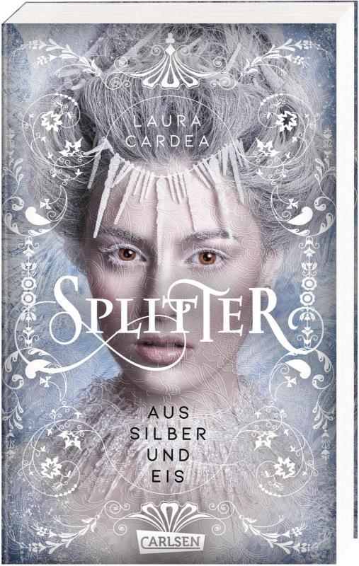 Cover-Bild Splitter aus Silber und Eis