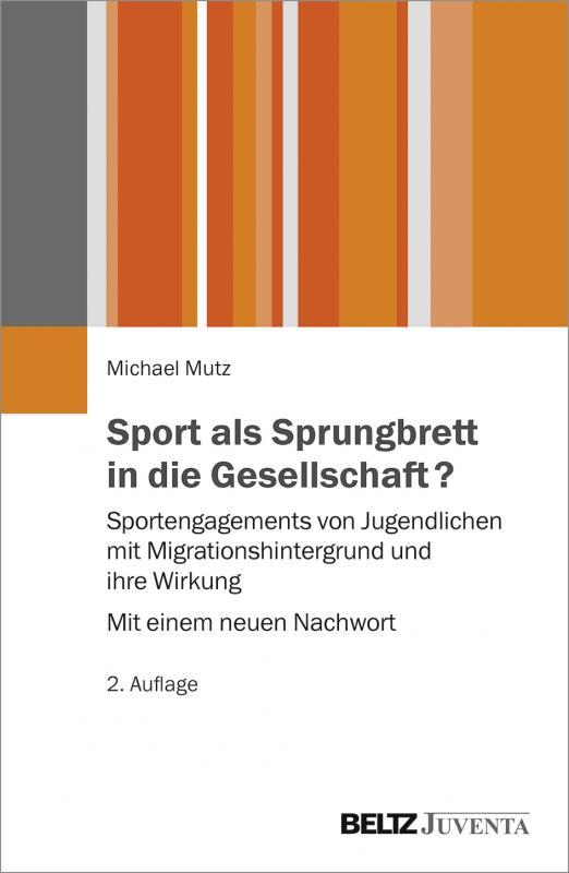 Cover-Bild Sport als Sprungbrett in die Gesellschaft?