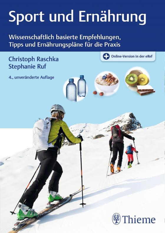 Cover-Bild Sport und Ernährung