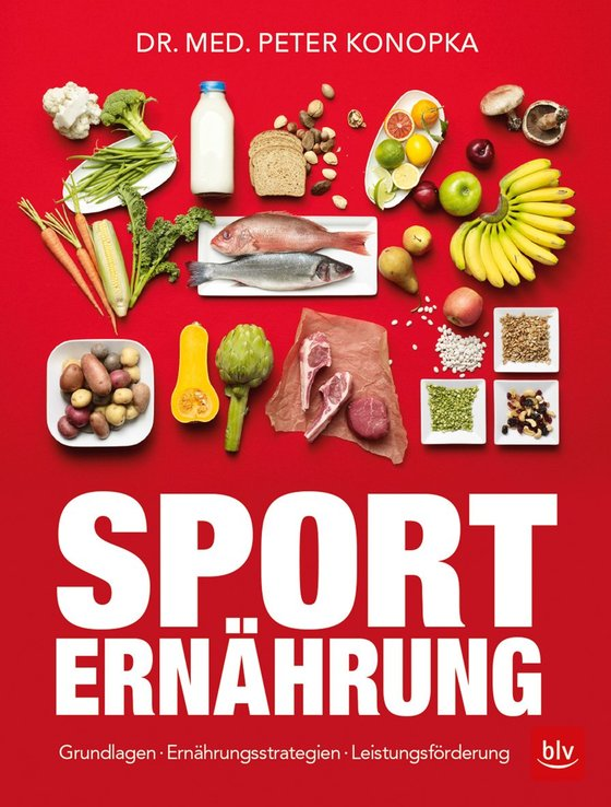 Cover-Bild Sporternährung
