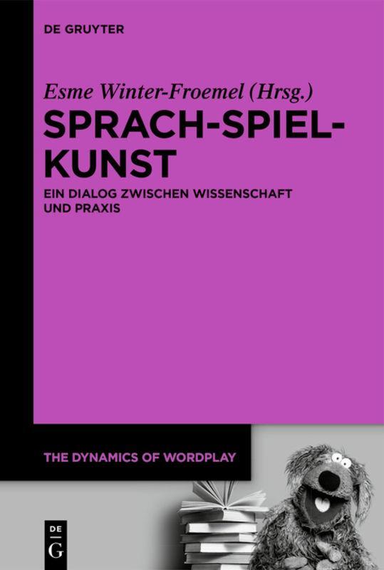 Cover-Bild Sprach-Spiel-Kunst