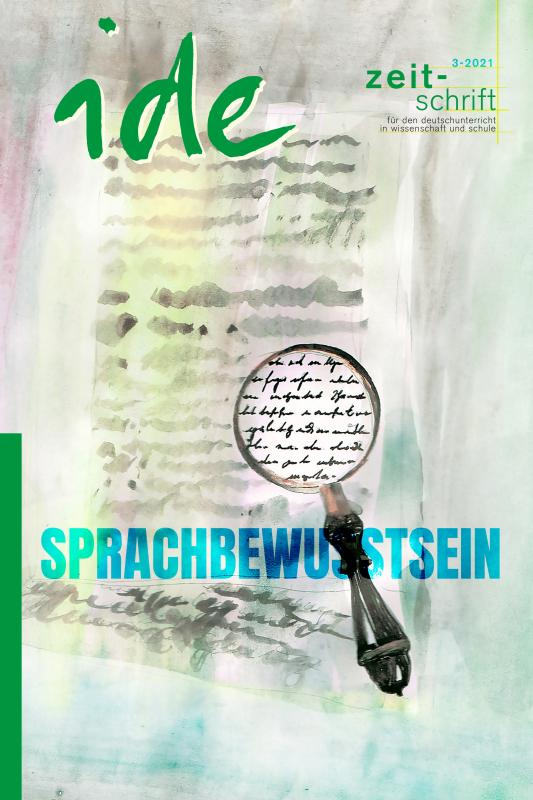 Cover-Bild Sprachbewusstsein
