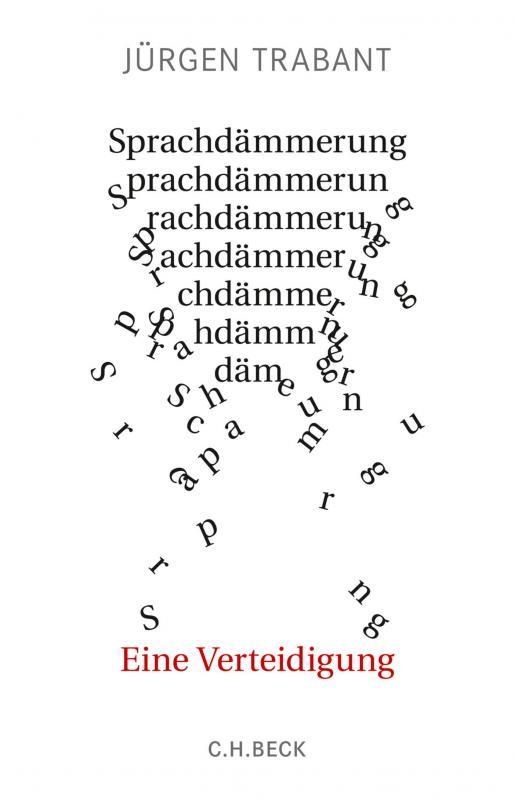 Cover-Bild Sprachdämmerung