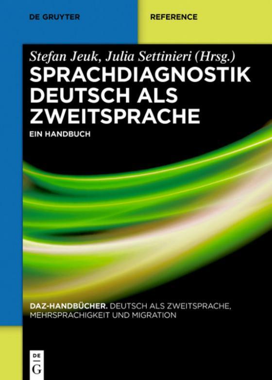 Cover-Bild Sprachdiagnostik Deutsch als Zweitsprache