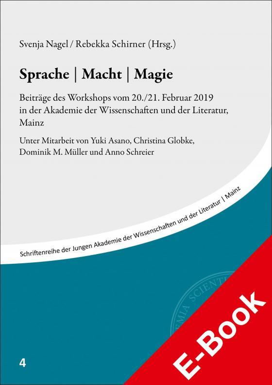 Cover-Bild Sprache | Macht | Magie