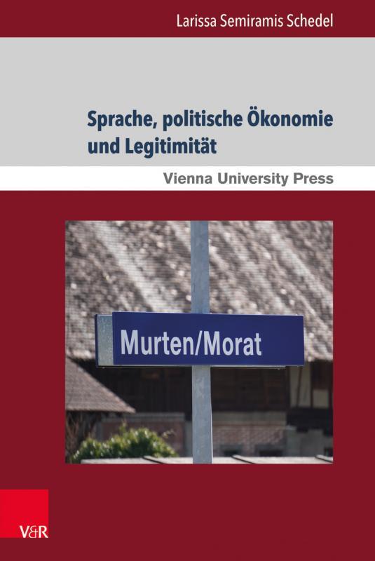 Cover-Bild Sprache, politische Ökonomie und Legitimität