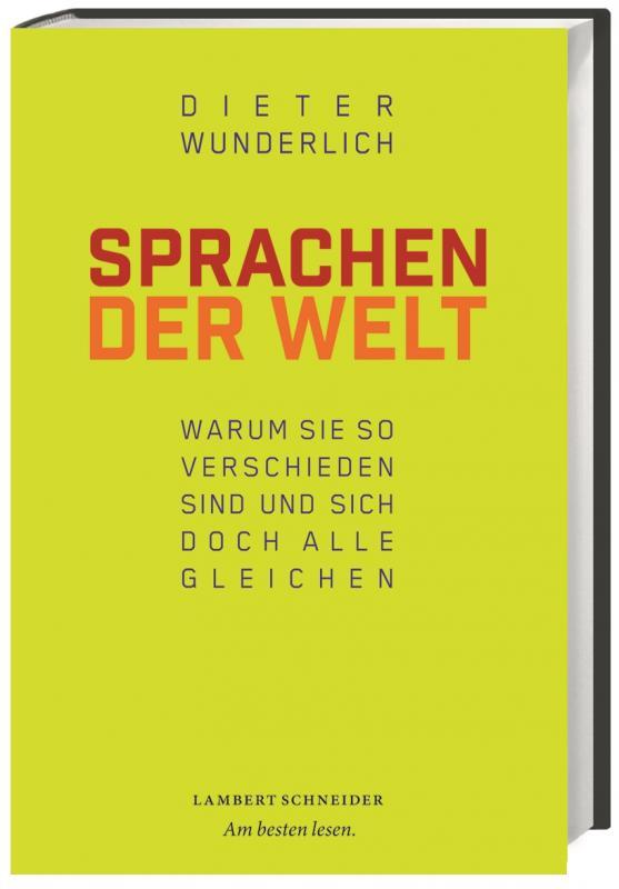 Cover-Bild Sprachen der Welt