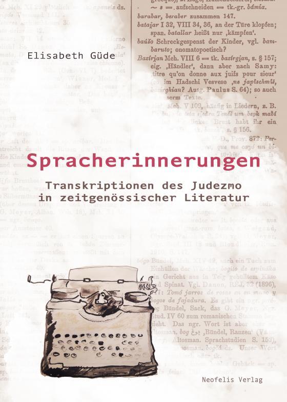 Cover-Bild Spracherinnerungen