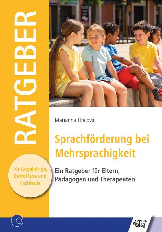 Cover-Bild Sprachförderung bei Mehrsprachigkeit