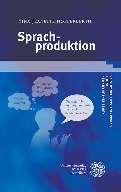Cover-Bild Sprachproduktion