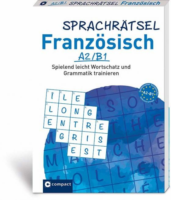 Cover-Bild Sprachrätsel Französisch A1/A2