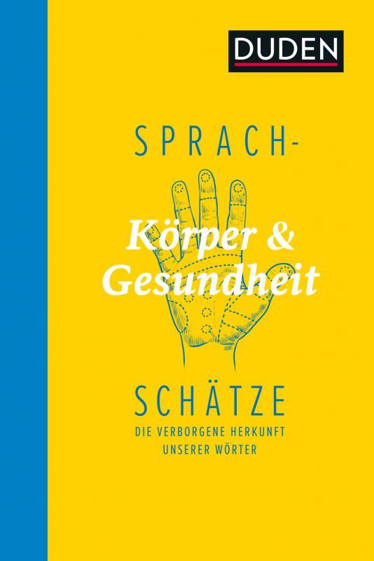 Cover-Bild Sprachschätze - Körper und Gesundheit