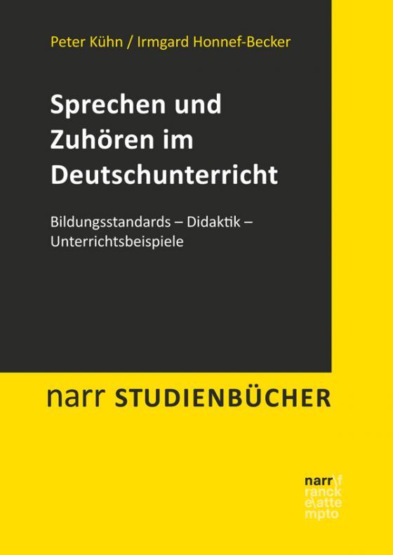 Cover-Bild Sprechen und Zuhören im Deutschunterricht