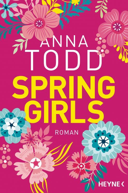 Cover-Bild Spring Girls
