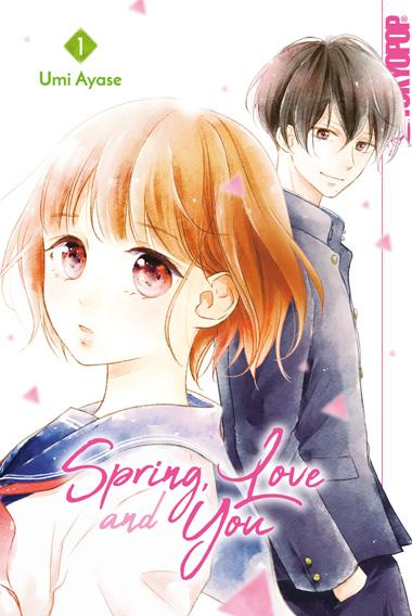 Cover-Bild Spring, Love and You 01