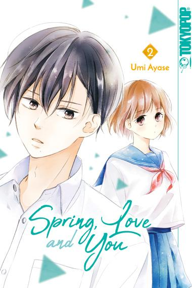 Cover-Bild Spring, Love and You 02