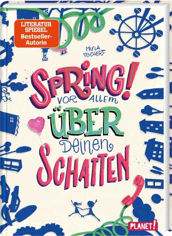 Cover-Bild Spring! Vor allem über deinen Schatten