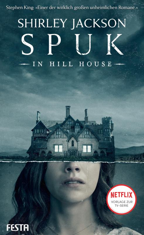 Cover-Bild Spuk in Hill House