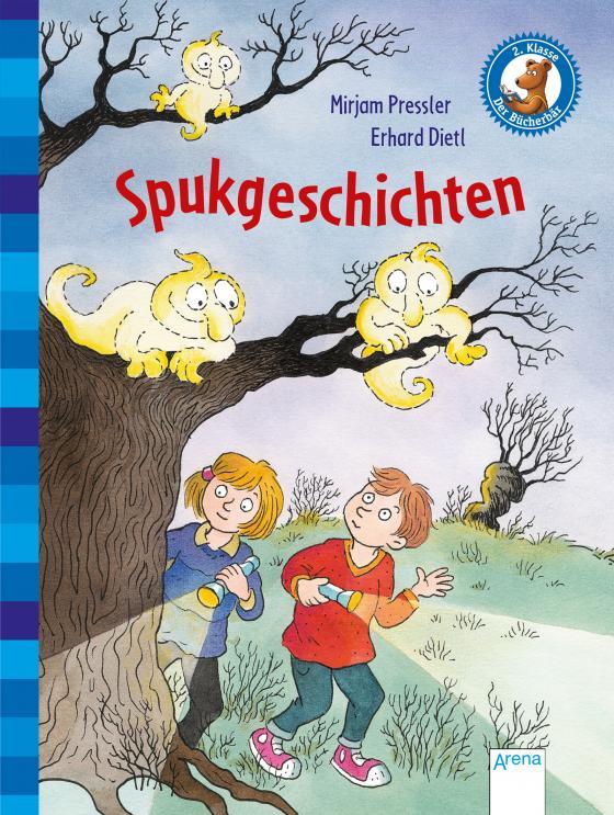 Cover-Bild Spukgeschichten