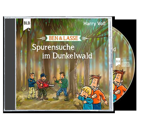 Cover-Bild Spurensuche im Dunkelwald