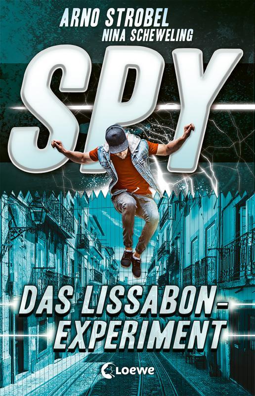 Cover-Bild SPY (Band 5) - Das Lissabon-Experiment