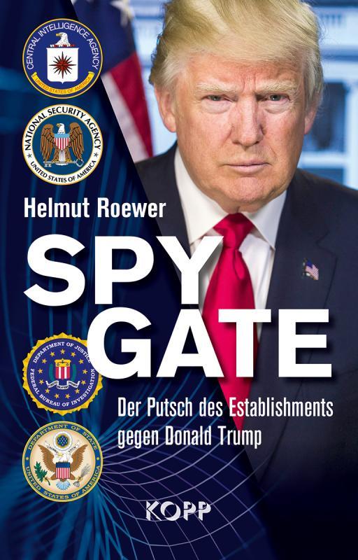 Cover-Bild Spygate