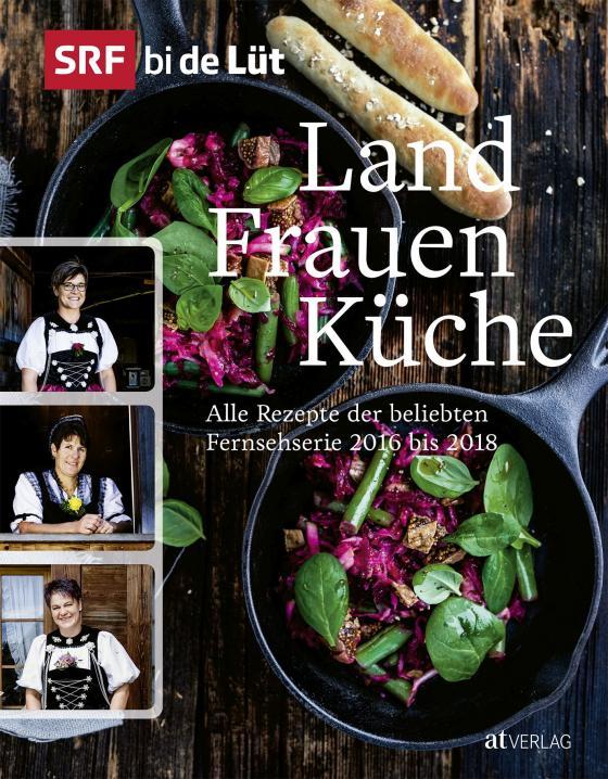 Cover-Bild SRF bi de Lüt – Landfrauenküche