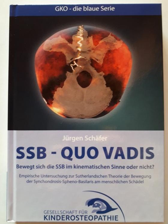 Cover-Bild SSB-QUO VADIS