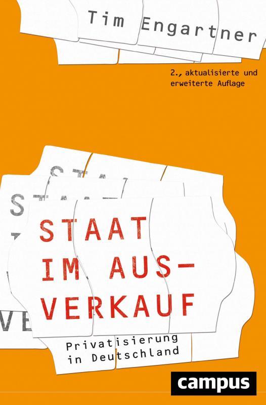 Cover-Bild Staat im Ausverkauf