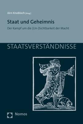Cover-Bild Staat und Geheimnis