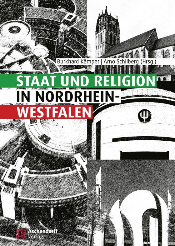Cover-Bild Staat und Religion in Nordrhein-Westfalen