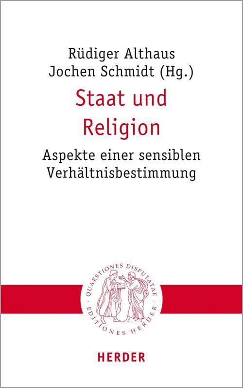 Cover-Bild Staat und Religion