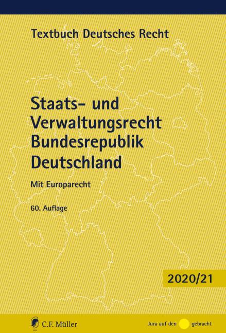 Cover-Bild Staats- und Verwaltungsrecht Bundesrepublik Deutschland