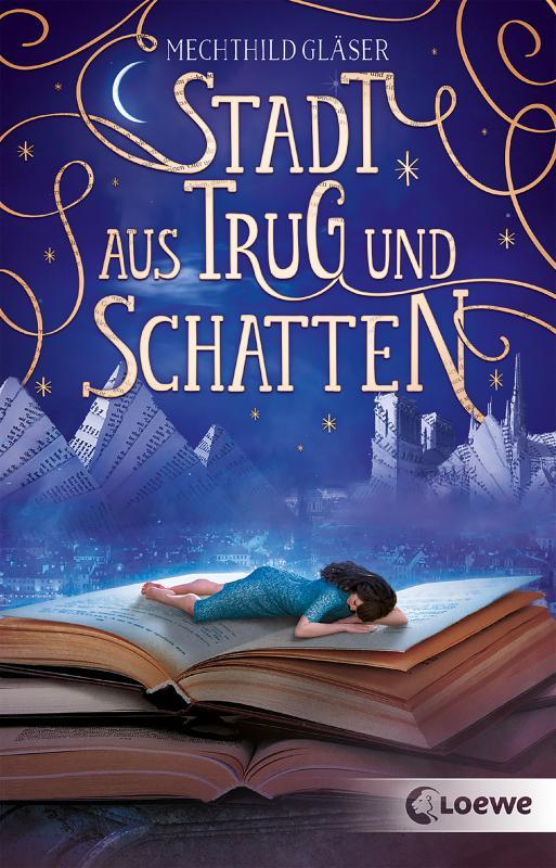 Cover-Bild Stadt aus Trug und Schatten (Eisenheim-Dilogie - Band 1)