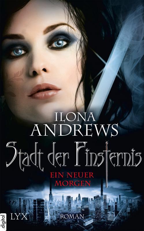 Cover-Bild Stadt der Finsternis - Ein neuer Morgen