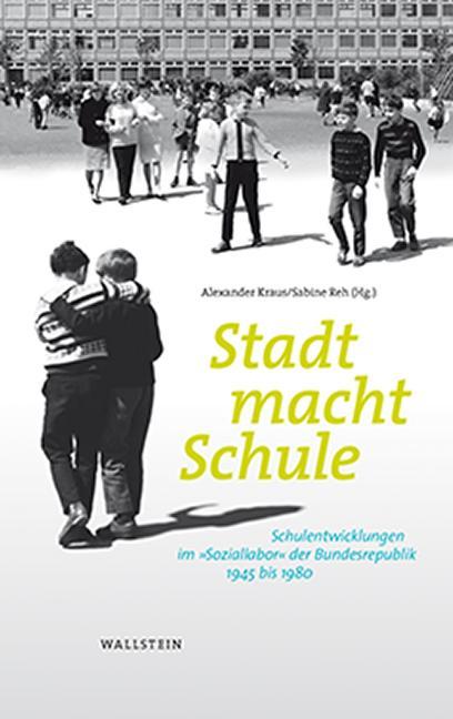 Cover-Bild Stadt macht Schule