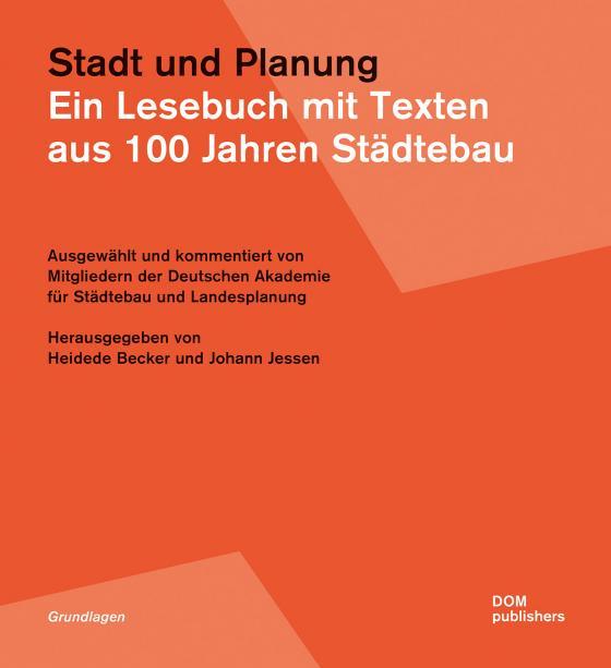 Cover-Bild Stadt und Planung