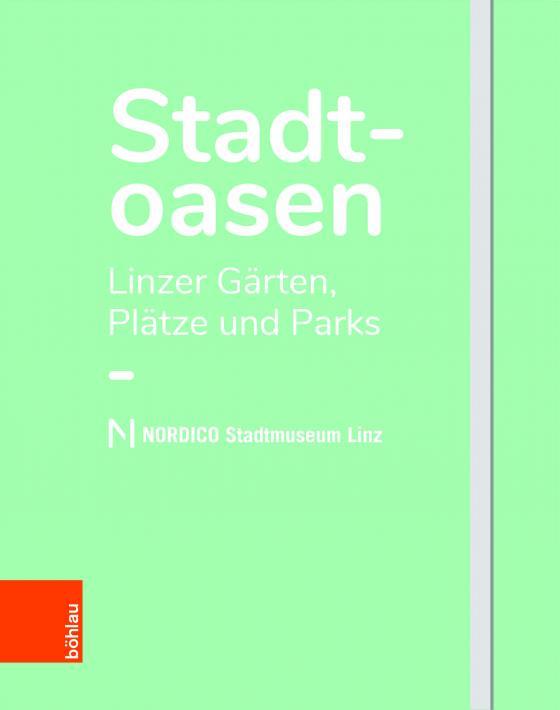 Cover-Bild Stadtoasen