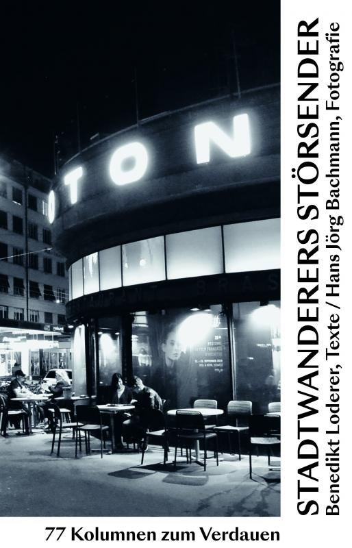 Cover-Bild Stadtwanderers Störsender